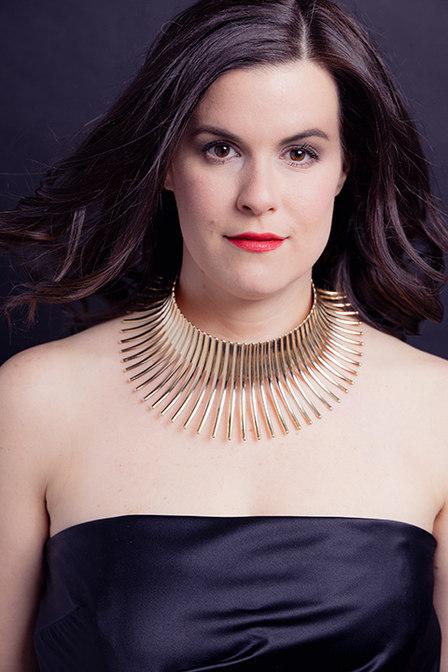 portrait-woman-black-evening-gown-gold-n