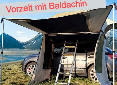 Liefertermine für Zelte rückt näher