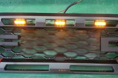 Für Ford Ranger T8 LIMITED XL XLT passender Hai-Look-Grill m LEDs