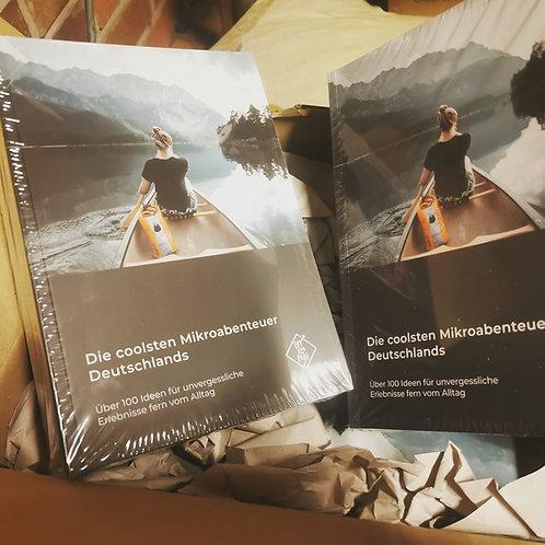 Reiseführer 100 Mikro Abenteuer Deutschland