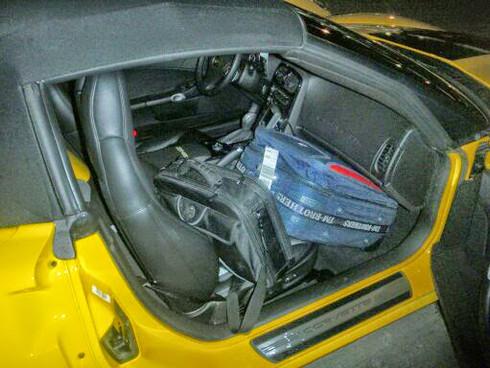 Die Corvette war die bisherige Krone der Unvernunft