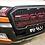 Thumbnail: Für Ford Ranger T7 passender Raptor-Look-Grill m LEDs