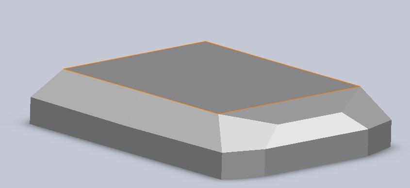 3D Design der Schale
