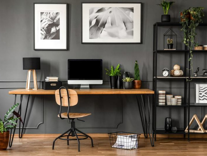 Working From Home: The New Office