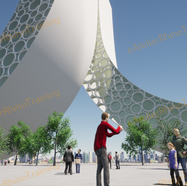 Kangaroo Case Study BIG Architects Ren Building