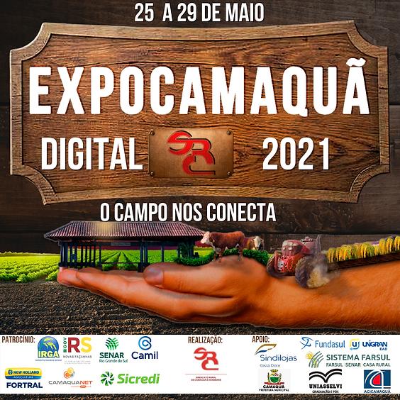 EXPOCAMAQUÃ DIGITAL 2021
