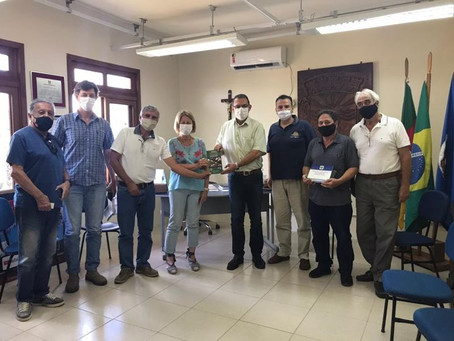 SRC articula parceria importante com Prefeitura de Arambaré