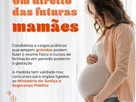 Um direito das futuras mamães
