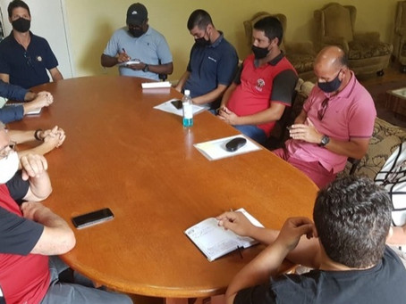 Soluções para a estiagem é pauta de reunião  de Entidades e Prefeitura