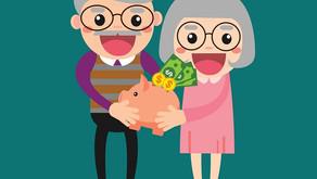 Vou receber o valor do meu salário quando me aposentar?