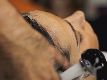 Van Elkan Hair Salon made Shampoo, Conditioner & Treatments