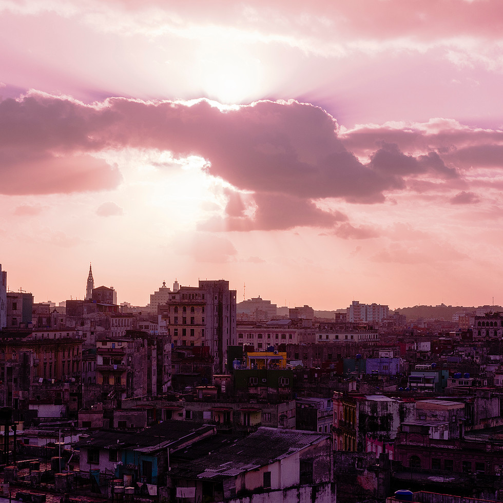 Last Night in La Habana