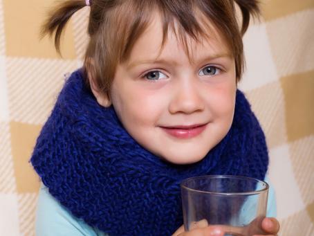 Como prevenir as crianças das doenças de inverno?