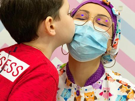 Atendimento humanizado é diferencial da Odontopediatria na Clínica Medical Kids