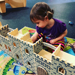 Playing with the Castle