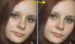 ретушь и восстановление старых фото