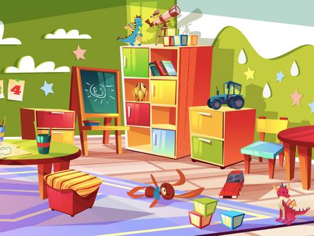 Mi centro infantil en tiempos del COVID