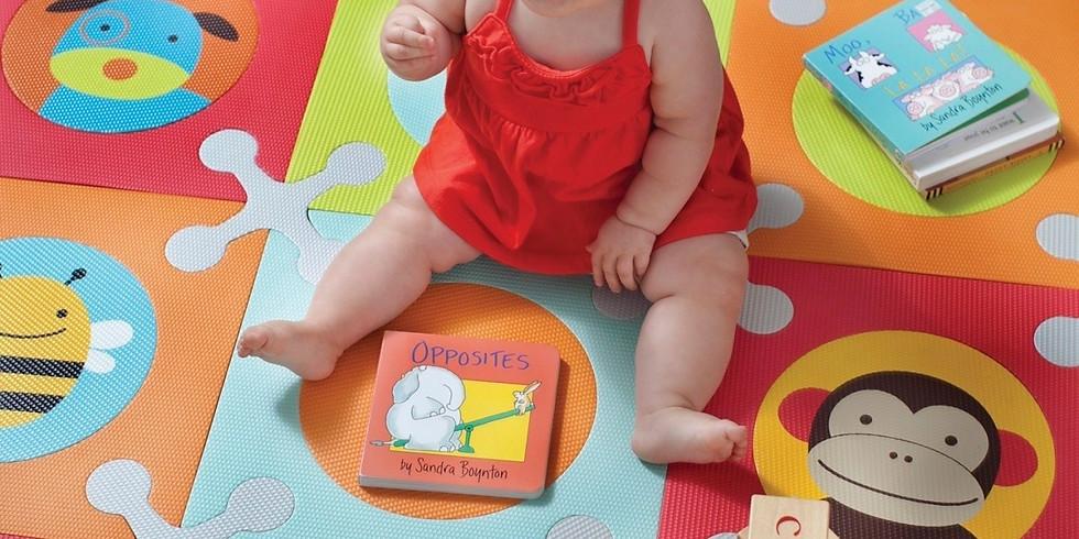 Actividades de Estimulación Temprana para bebés de 0 a 3 años