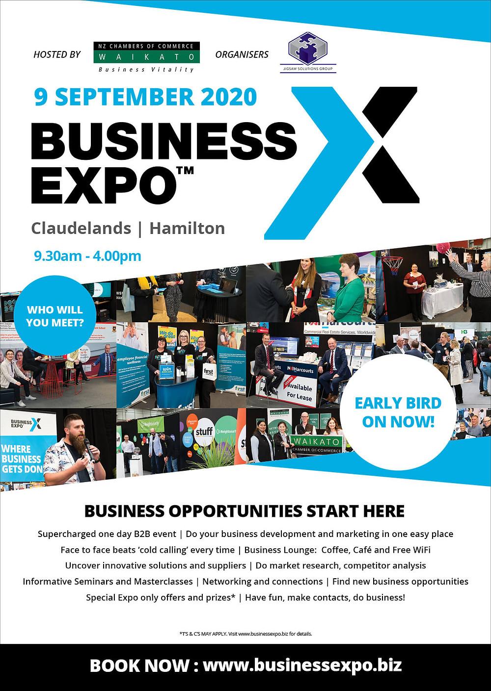 Waikato Business Expo 2020