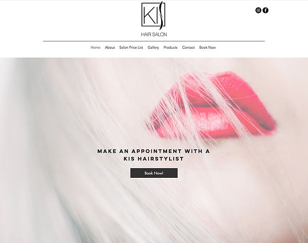 KIS Hair free bookwell custom website.jp