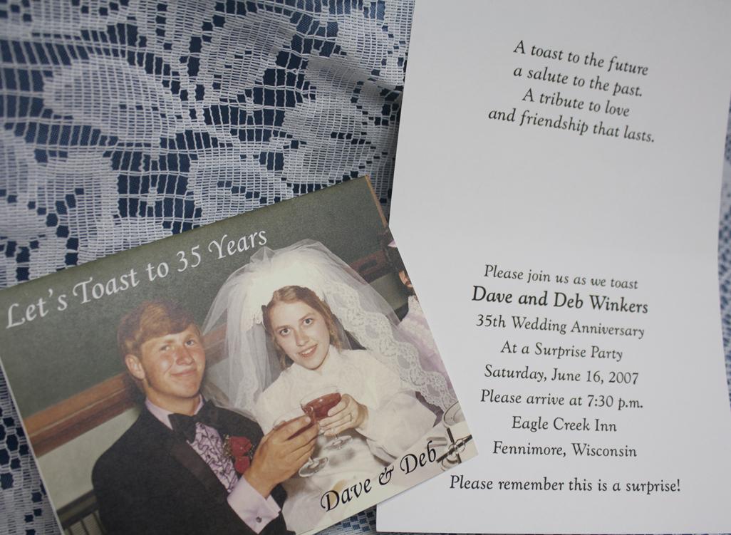 Wedding Anniversary