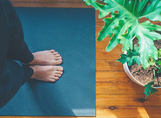 Why that new yoga mat won't help you to succeed