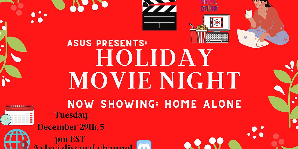 Holiday Movie Night with ASUS!