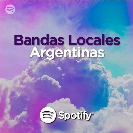 Bandas locales Argentinas