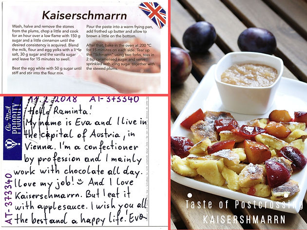 Kaiserchmarrn Emperal Nonsence Or Pancace With Plums And