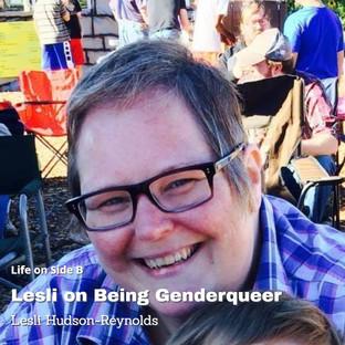Lesli Hudson-Reynolds | Being Genderqueer