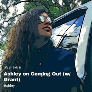 Ashley   Coming Out