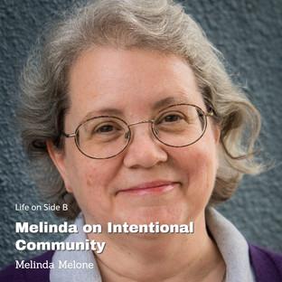 Melinda   Intentional Community