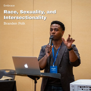 Branden Polk | Race, Sexuality, and Intersectionality