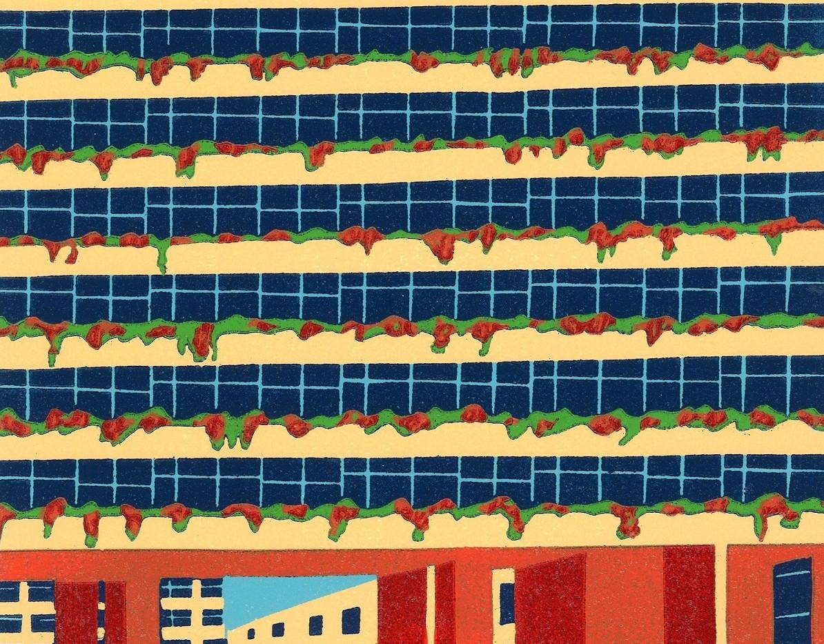 (Jennie Ing) Barbican Estate (balconies) reduction linocut £185.jpg