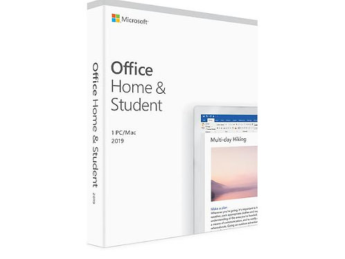 תוכנת אופיס Office 2019 Home&Student