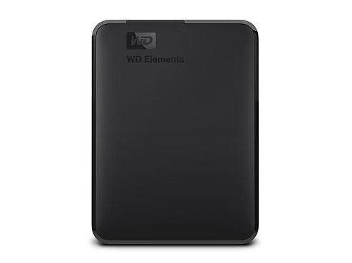 דיסק חיצוני Western Digital 2TB 2.5