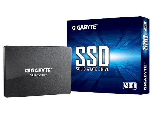 דיסק פנימי GIGABYTE SSD 480GB SATA3 2.5