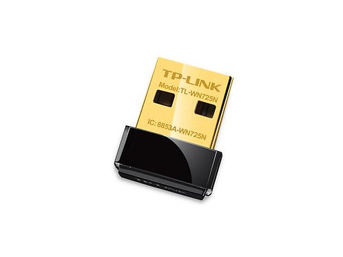 כרטיס רשת אלחוטי TPLINK TL-WN725N USB