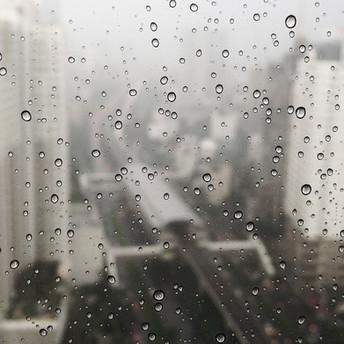 גשם והפסקת חשמל