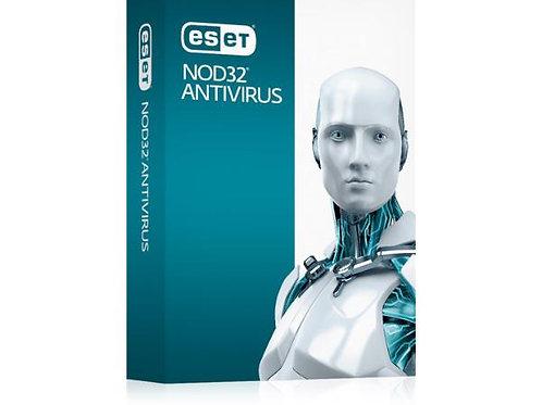 לארבע מחשבים אנטי וירוס ESET NOD32 4PC