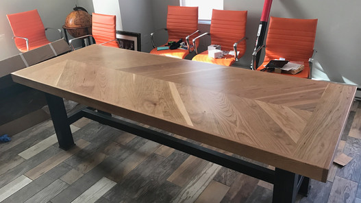 Rescue Woodworks Corporate Table