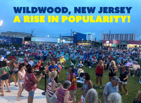 Why is Wildwood Becoming so Popular?