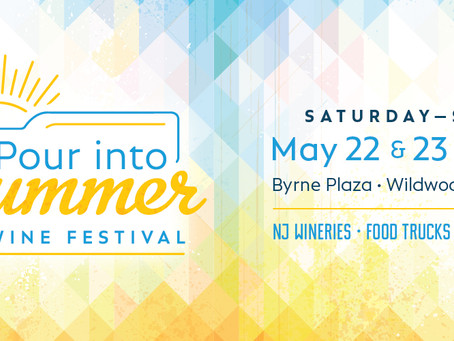Let's Get Sipping at the Pour Into Summer Wine Festival