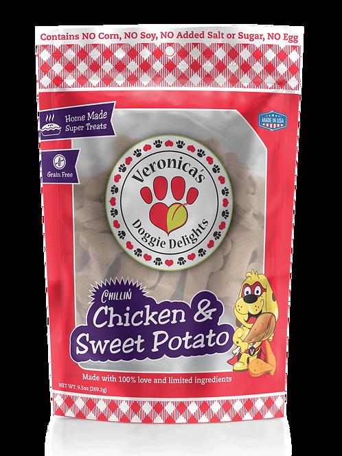 Chicken & Sweet Potato