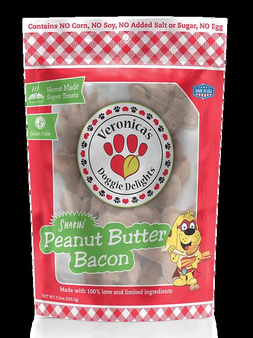 Peanut Butter Bacon (Grain Free)