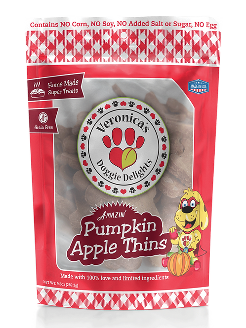 Pumpkin Apple Thins