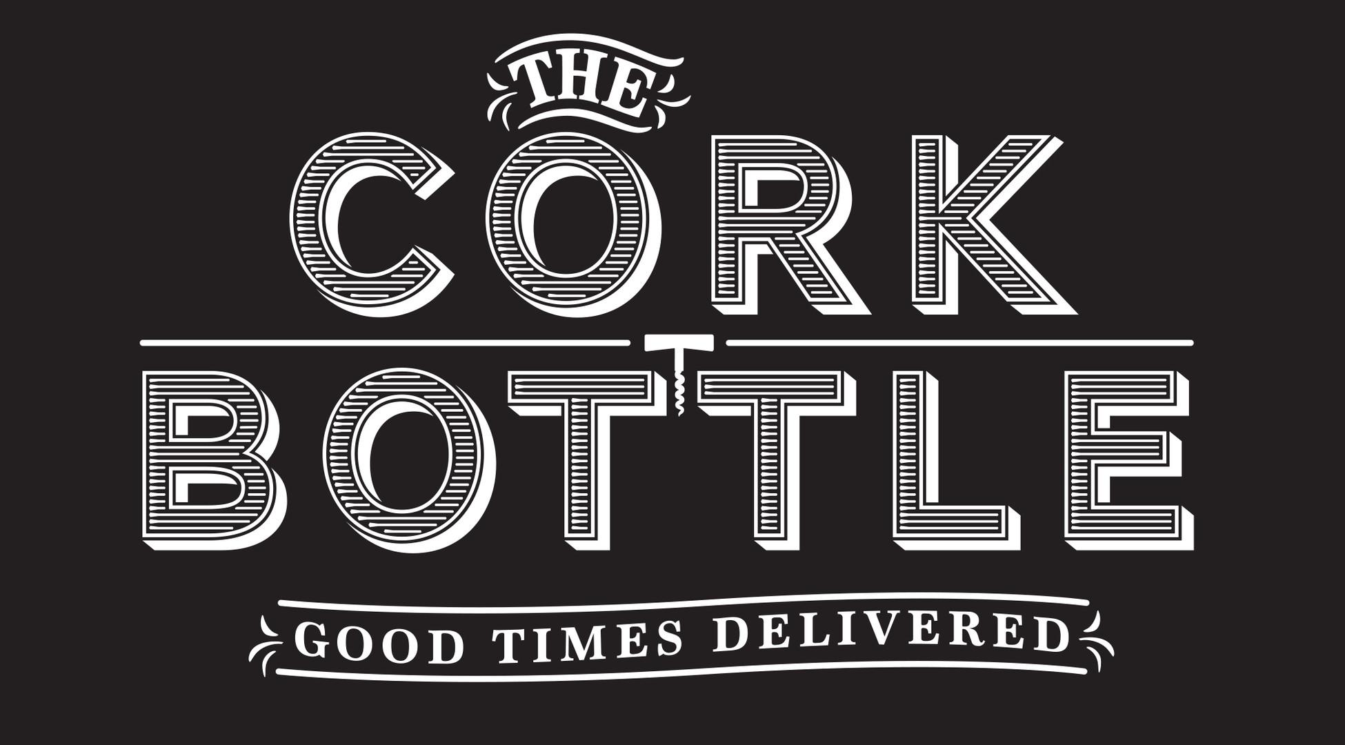 Cork n Bottle Logo