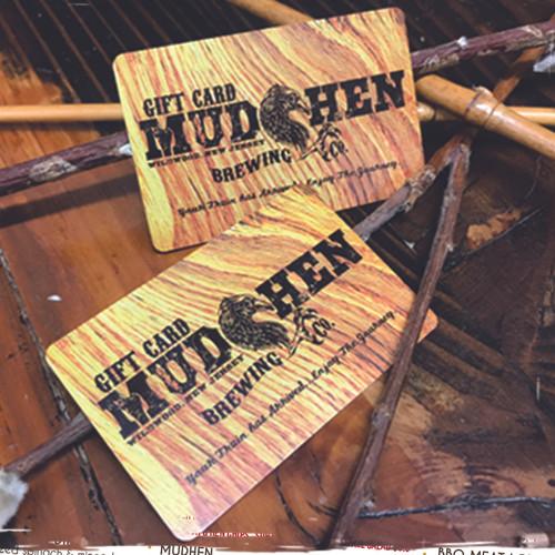 MudHen Gift Cards