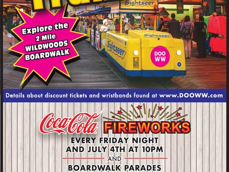 Wildwood Boardwalks favorite Ride!
