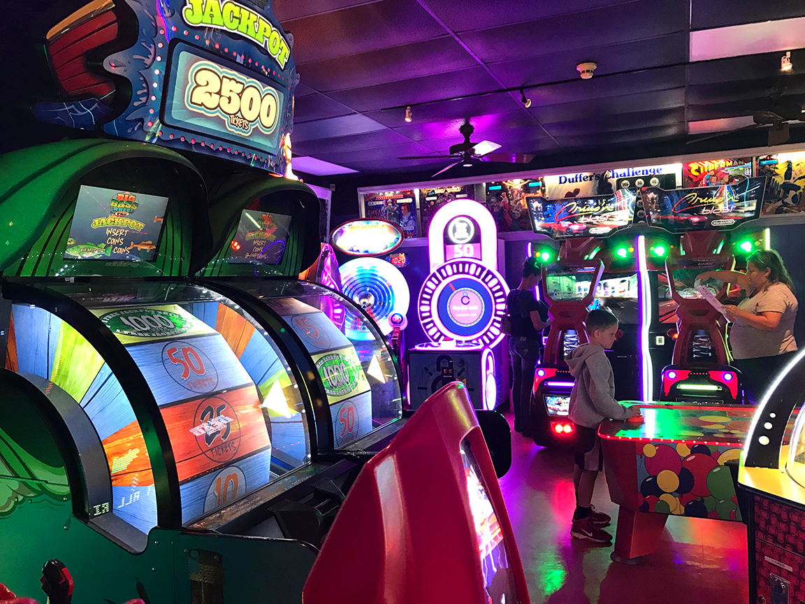 Duffers Arcade